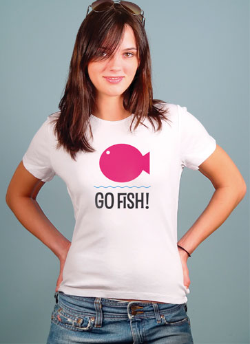 Go fish all that 39 s left you for Go fish store